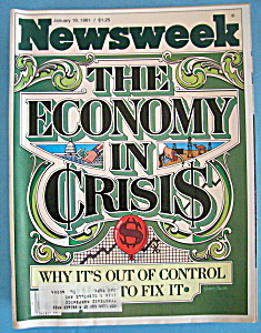 Newsweek Magazine - January 19, 1981 (Image1)