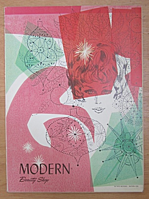 Modern Beauty Shop Magazine December 1967 (Image1)