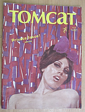 Tomcat Magazine March 1970 Private Issue