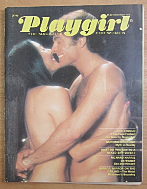 Playgirl Magazine November 1973 Don Stroud