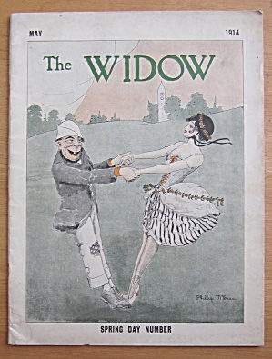 The Widow Magazine May 1914 Spring Day Number