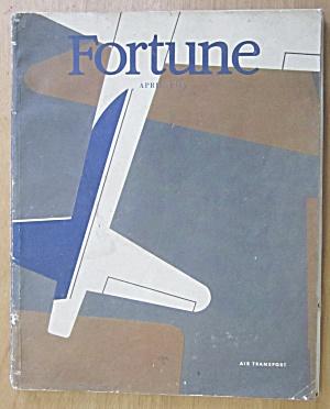 Fortune Magazine April 1945 Air Transport  (Image1)