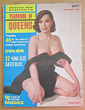 Yearbook Of Queens 1967 90 Exciting Nudes
