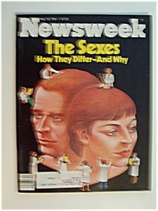 Newsweek Magazine - May  18,   1981 (Image1)