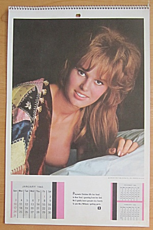 Playboy Playmate Calendar 1964 Christine Williams (Image1)