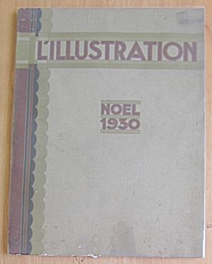 L'illustration Noel 1930