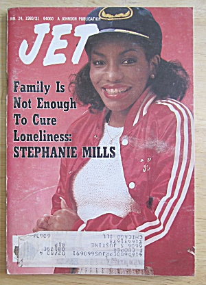 Jet Magazine January 24, 1980 Stephanie Mills