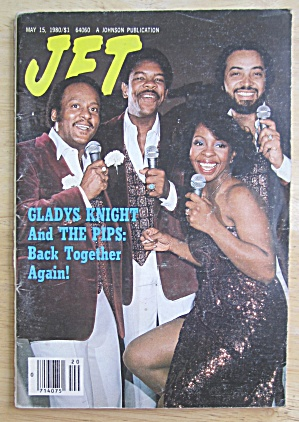 Jet Magazine May 15, 1980 Gladys Knights & The Pips