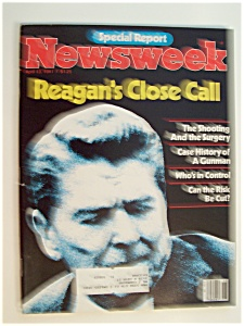 Newsweek Magazine - April 13, 1981