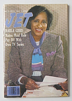 Jet Magazine May 21, 1981 Marla Gibbs