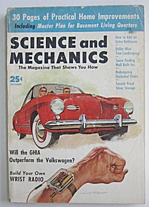 Science And Mechanics Magazine October 1956 Wrist Radio (Image1)