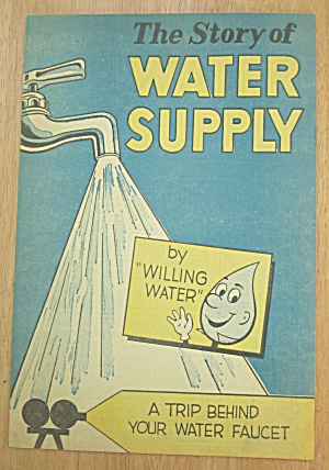 1955 The Story of Water Supply Booklet (Image1)