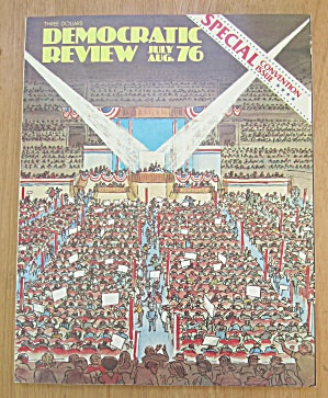 1976 Democratic Review (Special Convention Issue)