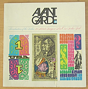 Avant Garde Magazine May 1968 Dollar Bill Designs (Image1)