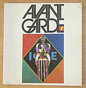 Avant Garde Magazine January 1968 Richard Lindner