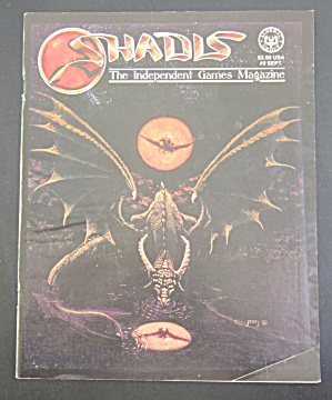 Shadis Games Magazine September 1993