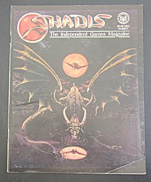 Shadis Games Magazine September 1993 (Image1)