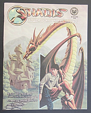 Shadis Games Magazine November/december 1993