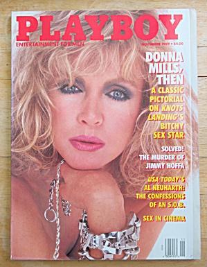 Playboy - 1989 November: Playboy: 5056059297453: Amazon