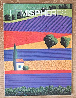 United Airlines Hemisphere Magazine - May 2002 (Image1)