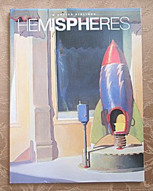 United Airlines Hemisphere Magazine - January 2001 (Image1)