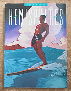 United Airlines Hemispheres Magazine November 1997 (Image1)