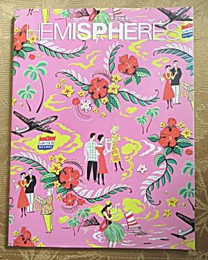 United Airlines Hemispheres Magazine October 2000 (Image1)