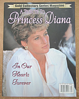 Tribute To Princess Diana 1997 In Our Hearts Forever