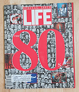 Life Magazine Fall 1989 The '80's (Special Issue)