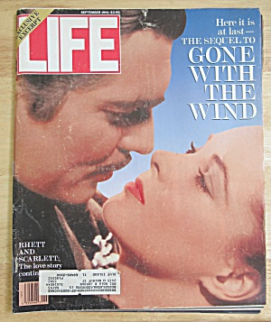 Life Magazine September 1991 Gone With The Wind