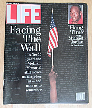 Life Magazine November 1992 Facing The Wall