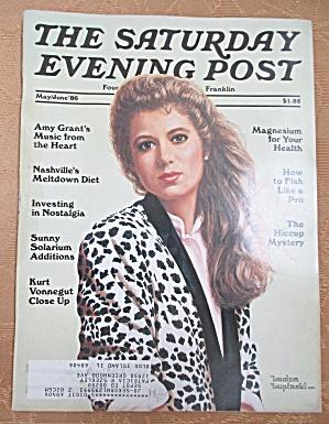 Saturday Evening Post Magazine May/June 1986 (Image1)