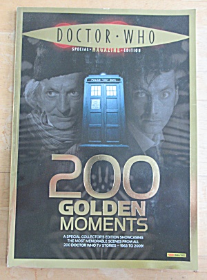 Doctor Who: 200 Golden Moments 2009 Special Edition