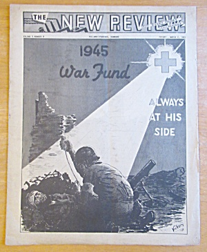 Original March 2, 1945 New Review Newsletter