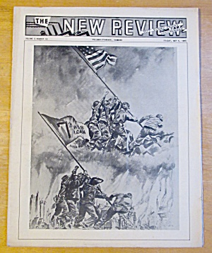 Original May 4, 1945 New Review Newsletter