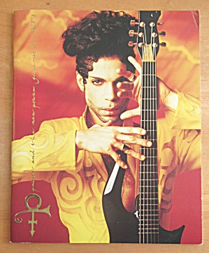 Prince & The New Power 1990's Act 1 Promo Program