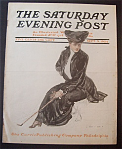 Saturday Evening Post Magazine  -September 3, 1904 (Image1)