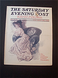 Saturday Evening Post Magazine - August 20, 1904