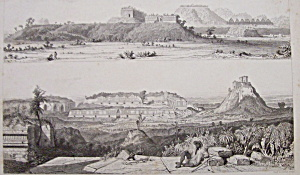 Vues Generales Des Ruines D'uxmal (Image1)