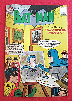 Batman Comics March 1957 The Batman Puppet