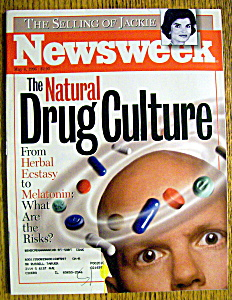 Newsweek Magazine-May 6, 1996-Drug Culture (Image1)