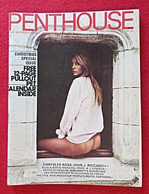 Penthouse Magazine December 1971 Lynn Partington  (Image1)