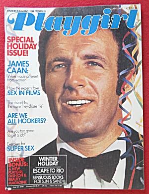 Playgirl Magazine January 1977 Tom Gagen (Image1)