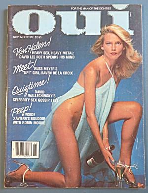 Oui Magazine November 1981 Nancy (Image1)