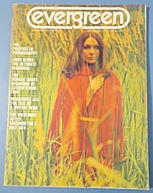 Evergreen Magazine September 1971 Pasolini's Decameron (Image1)
