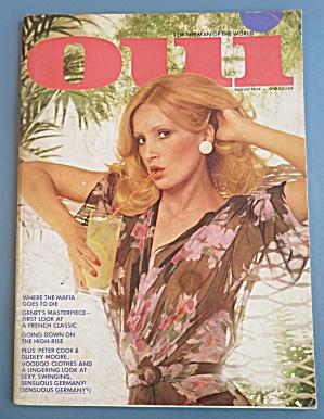 Oui Magazine August 1974 Tidal Memory (Image1)
