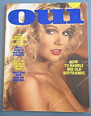Oui Magazine May 1980 Corinne (Image1)