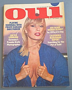 Oui Magazine September 1980 Christine Howe  (Image1)