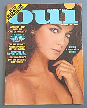 Oui Magazine December 1980 Jacklyn McQuerry (Image1)