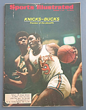 Sports Illustrated-Febuary 8, 1971-Knicks & Bucks  (Image1)